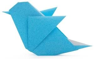 Paxaro de papel
